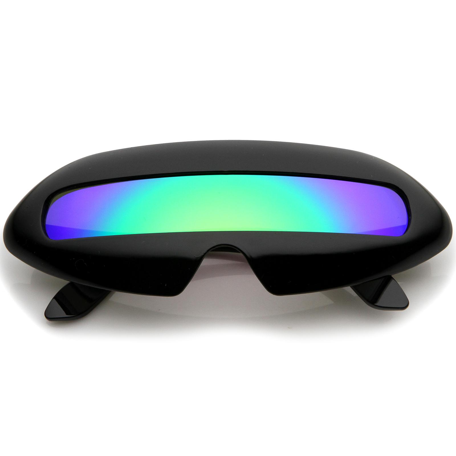 S Futuristic Glasses Png