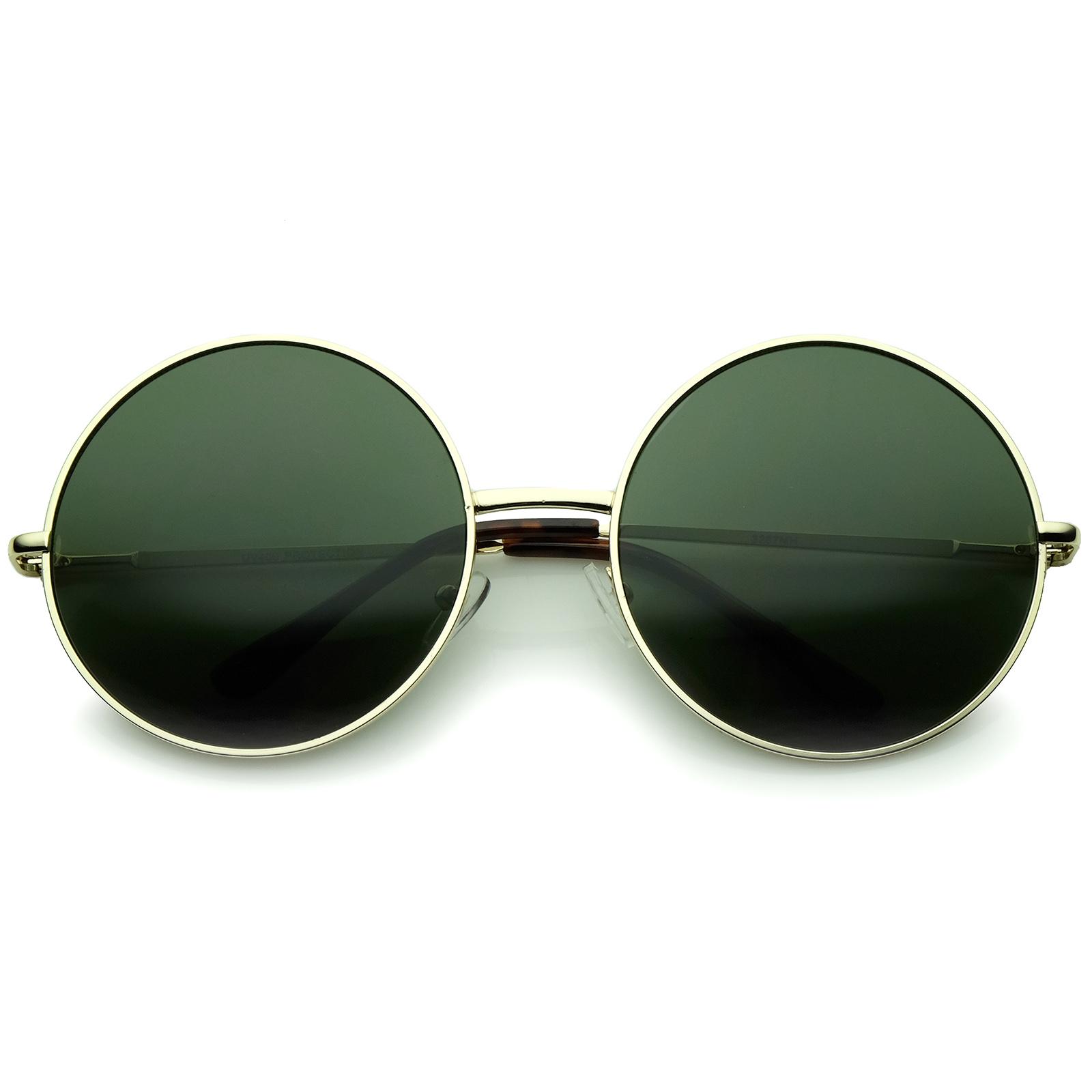 sunglassLA-Super-Large-Oversize-Slim-Temple-Round-Sunglasses
