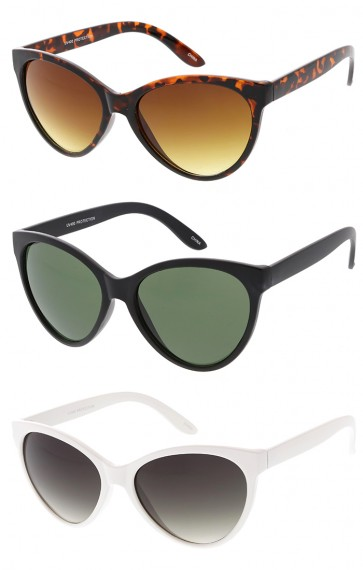 Retro Summer Cat Eye Wholesale Sunglasses