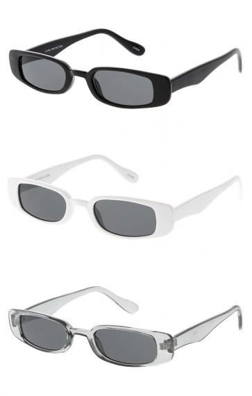 Vintage 1990's Rectangle Wholesale Sunglasses