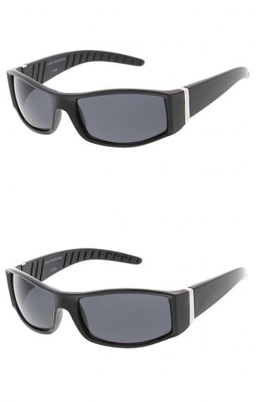 Mens Active Sport Wrap Around Wholesale Sunglasses