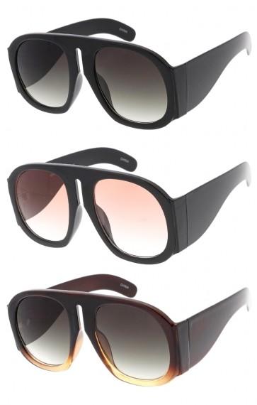 Oversized Chunky Fashion Womens Wholesale Sunglasses