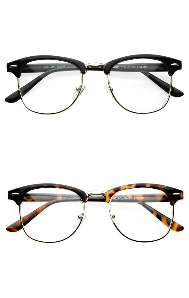 da569caba9 Horned Rim Glasses