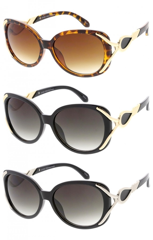 d4935e57875ba Oversized Retro Chunky Cat Eye Womens Wholesale Sunglasses. Zoom
