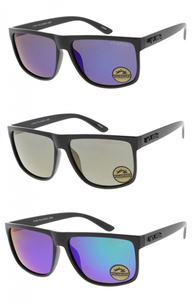 67cef345370e KUSH - Clean Active Sportswear Sunglasses - Assorted (Polarized) · Zoom
