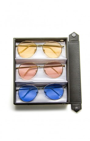 Eyewear Accessories Collector Case