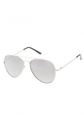 Premium Mirrored Aviator Top Gun Wholesale Sunglasses