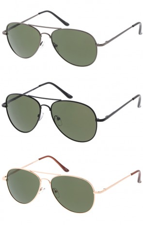 Original Classic Metal Aviator Wholesale Sunglasses