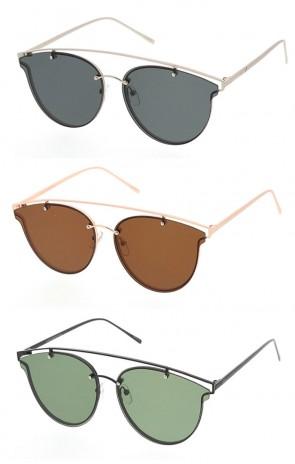 New Aviator Style Unisex Sunglasses