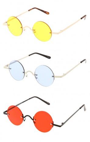 Vintage Steampunk Lennon Wholesale Sunglasses