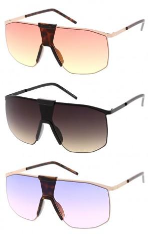 Retro 1980s Aviator Wholesale Sunglasses