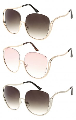 Women's Fashion Inspired Wholesale Sunglasses