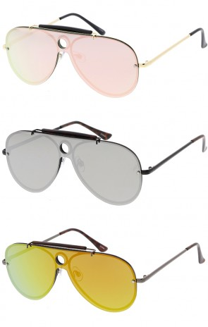 Aviator Revo Shooter Lens Wholesale Sunglasses