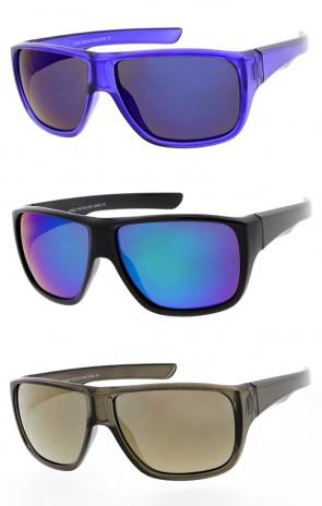 Plastic Oversize Wholesale Sunglasses