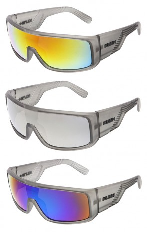 Men's Kush Aviator Revo Lens Sport Wholesale Sunglasses