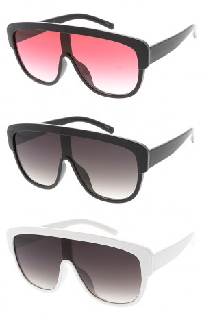 European Fashion Square Aviator Wholesale Sunglasses