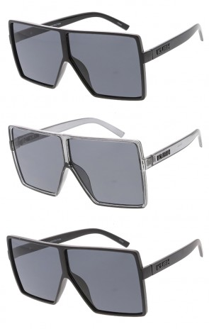 KUSH Oversized Square Wholesale Sunglasses
