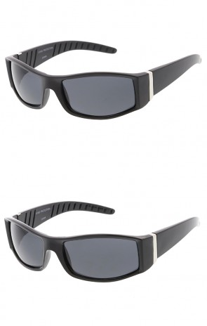 Mens Active Sport Wrap Around Wholesale Sunglasses
