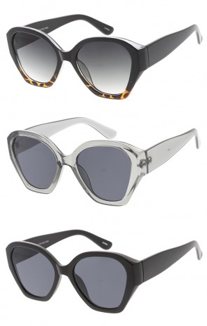 Oversized Cat Eye Womens Wholesale Sunglasses