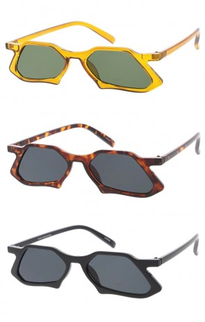 Upside Down Cat Eye Wholesale Sunglasses