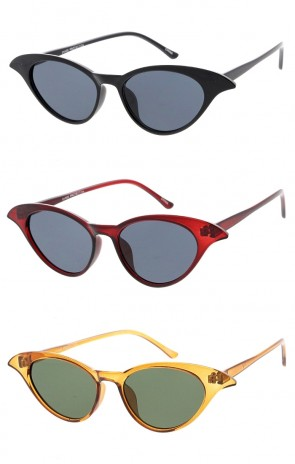 Womens Vintage Style Cat Eye Wholesale Sunglasses