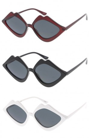 Lip Frame Wholesale Sunglasses