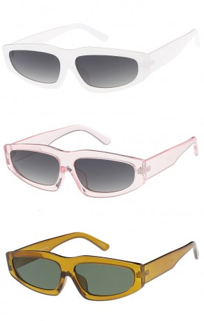 Chunky Think Frame Womens Wholesale Sunglasses
