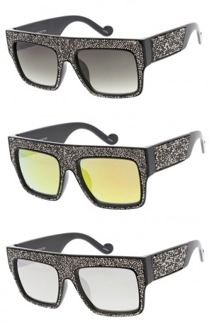 Wholesale Glitter Sunglasses
