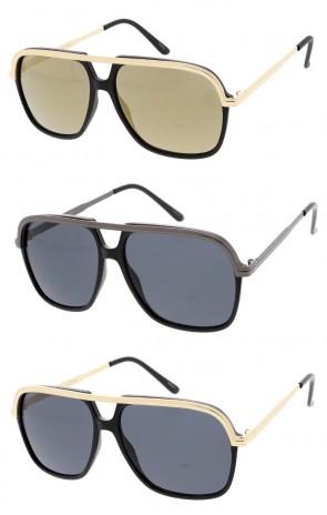 Plastic Wholesale Sunglasses
