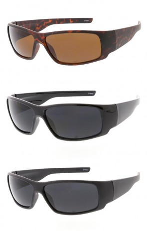 Action Sports Wrap Around Wholesale Sunglasses