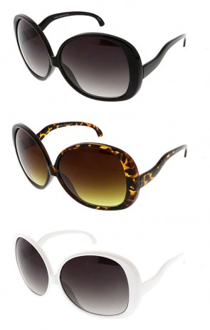 Designer Oversized Womens Fashion Wholesale Sunglasses