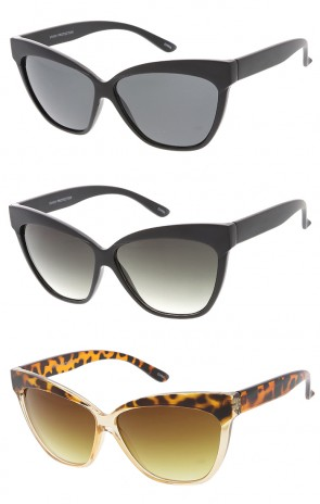 Retro Womens Cat Eye Wholesale Sunglasses