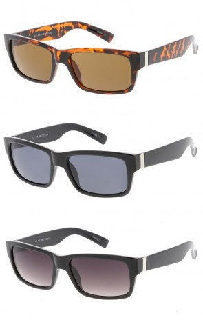 Small Horn Rimmed Wholesale Sunglasses