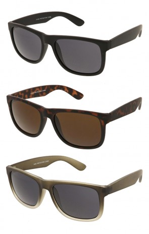 Mens Retro Horned Rim Wholesale Sunglasses