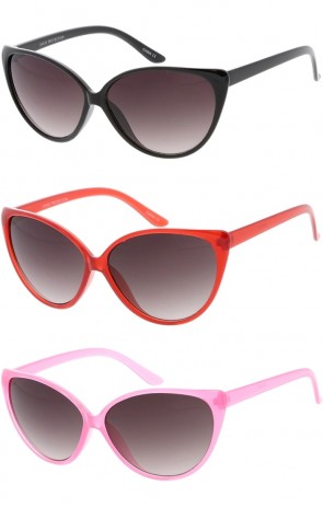 Kids Fashion Cat Eye Wholesale Sunglasses