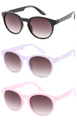 Kids Retro P3 Style Wholesale Sunglasses