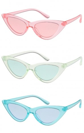 Kids Retro Cate Eye Wholesale Sunglasses