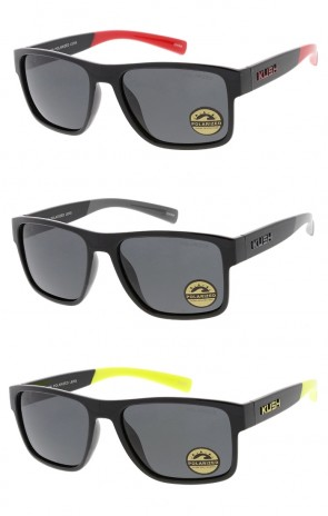 KUSH - Lifestyle Active Sportswear Sunglasses (Polarized)