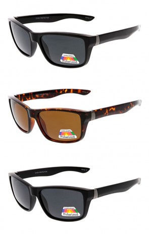 Polarized Action Sports Rectangle Sports Wholesale Sunglasses