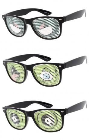 4e3dc2b464c Wholesale Novelty Glasses Monster Eyes
